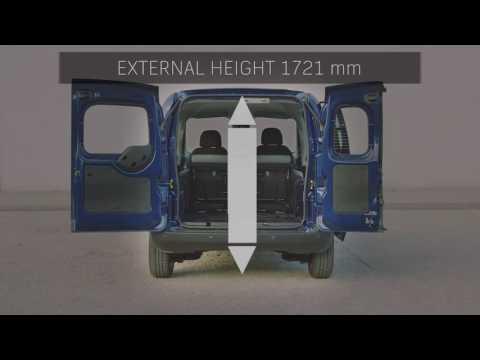 Fiat Fiorino Combi Минивен класса M - рекламное видео 2