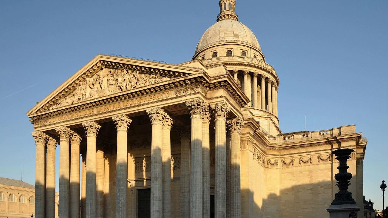 Pantheon, pantheon, paris, france