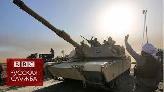 ТВ-новости: в Ираке началась битва за Мосул