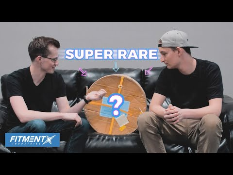 Reacting To Mystery Rare Wheel (Sent By A Fan)