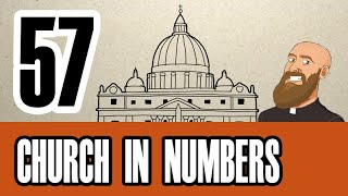 3MC - 3 Minute Catechism - (English) Episode 57 - The Catholic Church in Numbers