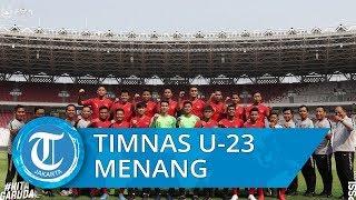 Kemenangan Timnas U 23 Indonesia pada Laga Pertama SEA Games 2019