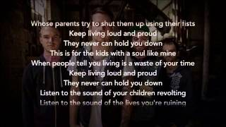 Beartooth - Beaten In Lips LYRICS