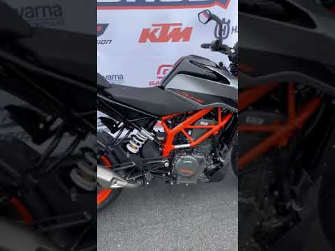 2021 KTM 390 Duke in Costa Mesa, California - Video 1