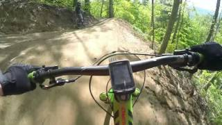 Bailey MTB Park - Skywalker to Banshee to Little Red Riding Hood to Cowbell.