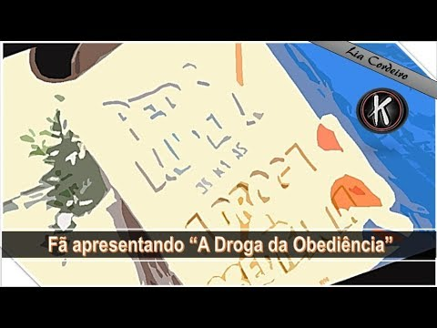 FÃ APRESENTA A DROGA DA OBEDIÊNCIA | PEDRO BANDEIRA