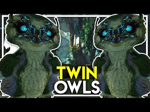 BREEDING SNOWY OWLS - TWIN MUTATION! (Ark Extinction DLC Gameplay Ep 16)