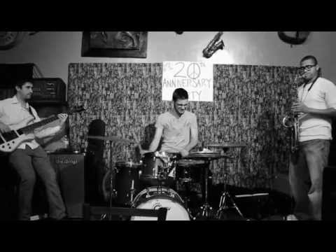 drum solo in middle