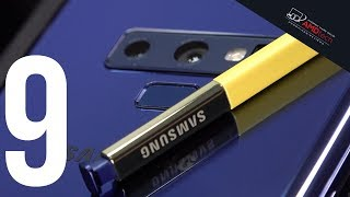 Samsung Galaxy Note9 Unboxing & Review: The Best of 2018?