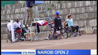 Kenya performs dismally in Wheelchair tennis tour held at Kenya's capital, Nairobi