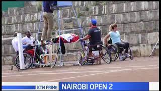 Kenya performs dismally in Wheelchair tennis tour held at Kenya\'s capital, Nairobi