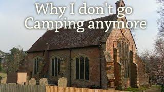 """""""Why I Don't go Camping Anymore"""" Creepypasta"""