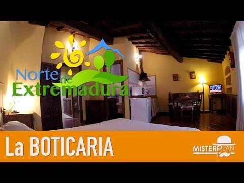 Laboticaria - Casa Rural en Sierra de Gata - Descargamaría - Turismo Norte de Extremadura