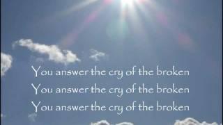 Cry of the broken Lyrics - Hillsong