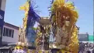 preview picture of video 'Culeco de Sábado de carnaval 2014 Calle Arriba de Las Tablas'