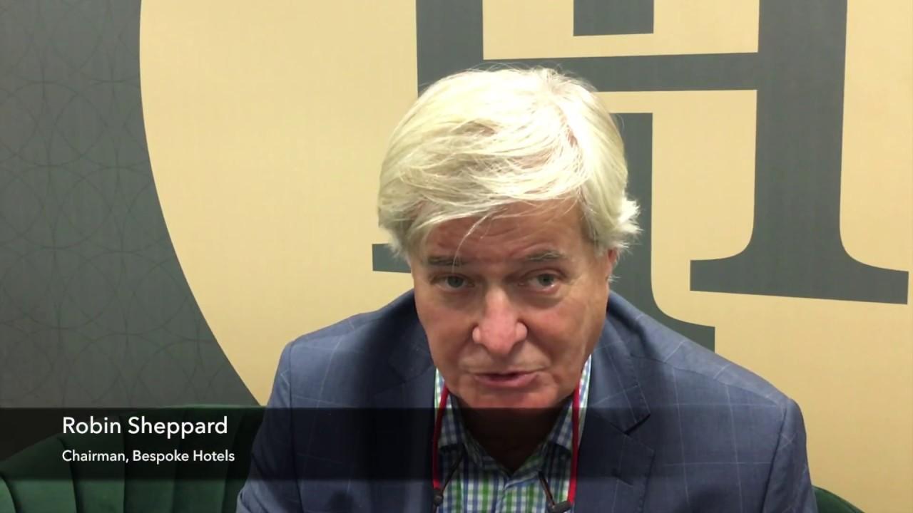 Interview: Robin Sheppard, Bespoke Hotels