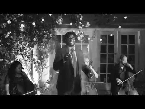 "My cello quartet Love4Cello performing a cover of ""Earned It"" by The Weeknd featuring singer Jamond McCoy"