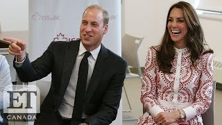 Prince William And Duchess Kate Middletons Royal Weekend Highlights | Royal Visit Canada