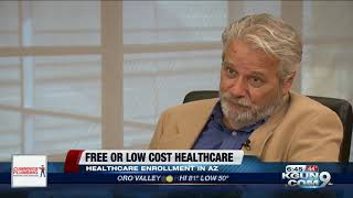 Do you qualify for free or low-cost health insurance?