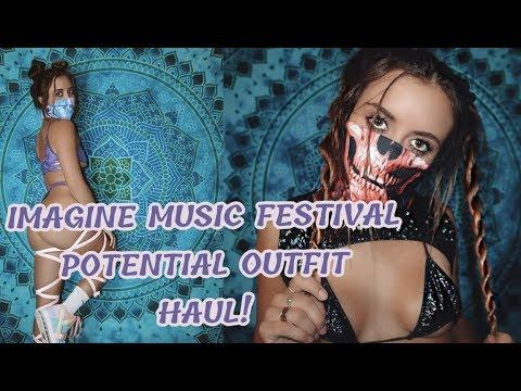 IMAGINE FESTIVAL OUTFIT HAUL!!!