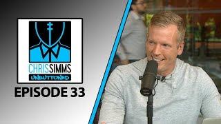 Josh Allen's accuracy, Carr's future, Worst excuses | Chris Simms Unbuttoned (Ep. 33 FULL)