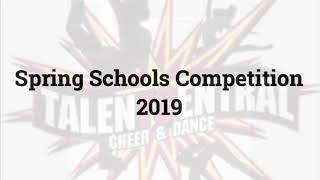 Talent Central Schools Showcase- March 2019