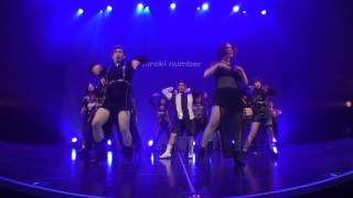 hiroki number Luxury Soul Night Premium DANCE SHOWCASE 17/5/21