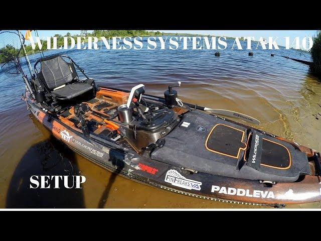 Kayak Walkthrough/ Modifications