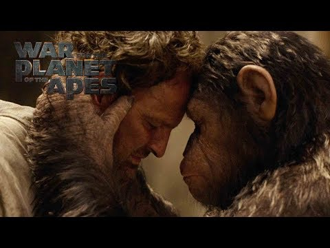War for the Planet of the Apes Trailer 'Catch Up Before the End'