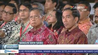 Dialog Terbuka: Memajukan Ekonomi Indonesia