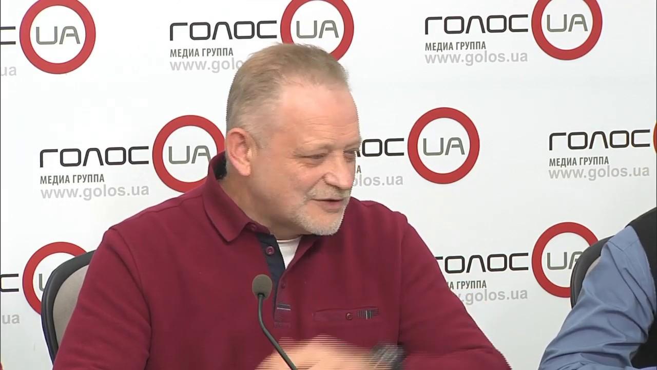 Отставка Данилюка: к чему приведут конфликты в команде Президента? (пресс-конференция)