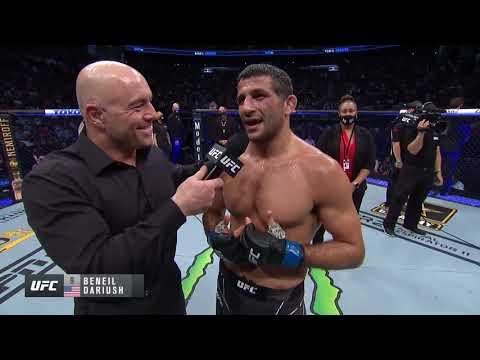 UFC 262: Beneil Dariush Octagon Interview