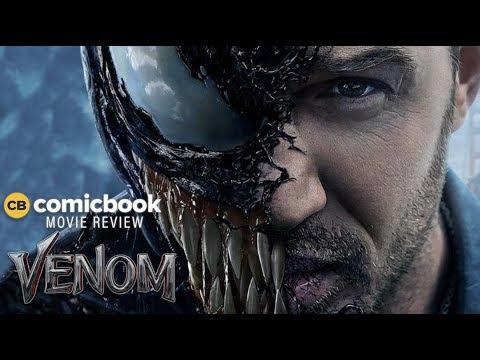 Venom – Movie Review