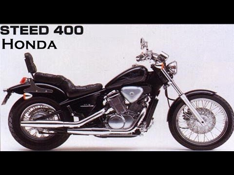 Обзор Honda Steed 400!!!