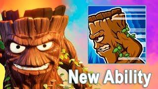New Ability - Sprint (Torchwood) In Plants Vs. Zombies Garden Warfare 2
