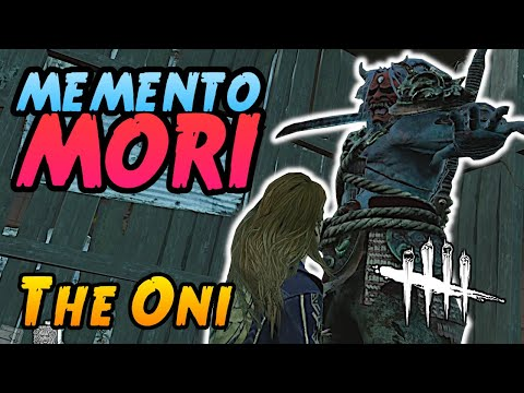 THE ONI - MORI - NOVO MORI DO NOVO ASSASSINO Dead by Daylight