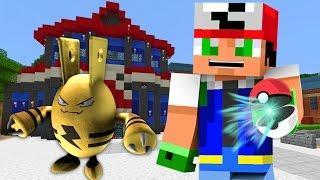 Pokemon Shadow And Shine Episode 1 ► ADVENTURE BEGINS !! (Minecraft Pokemon Roleplay)