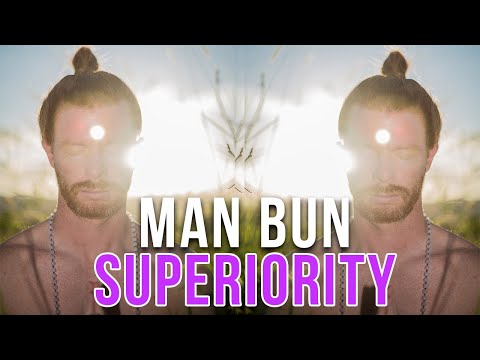Why a Man Bun Makes You Better Than Everyone Else
