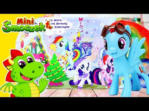 My Little Pony Kalendarz Adwentowy Zabawki Bajki Dla Dzieci Po Polsku