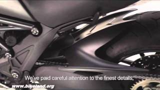 A Look at the Ducati Diavel Accessories