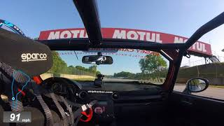 In-Car Video: The Mitty