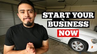 If you want to START an auto detailing business, you MUST watch this...