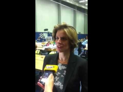 Charlotte Leslie holds Bristol North West seat in 2015 General Election