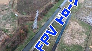 FPV ドローン フリースタイル 5インチ Drone FREESTYLE
