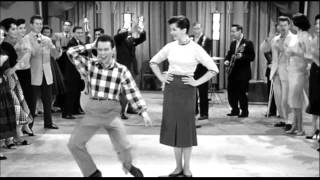 Rock & Roll Dance  1956  (Earl Barton & Lisa Gaye)