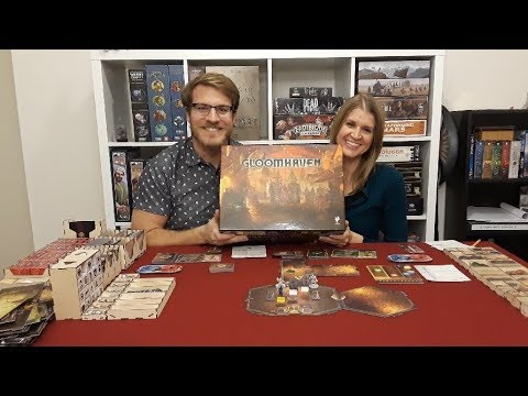 Voice of the Meeple: Gloomhaven Review