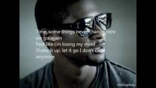 Usher  Numb Lyrics