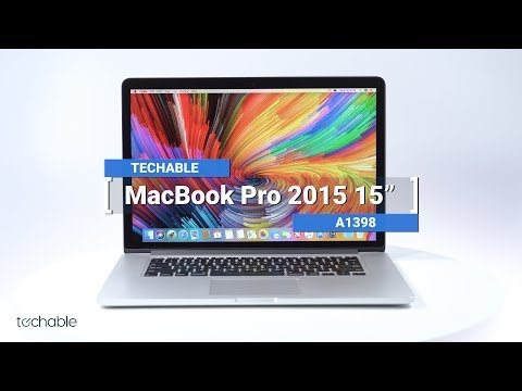 "2015 Macbook Pro 15"" 2.8GHz i7 MJLU2LL/A"