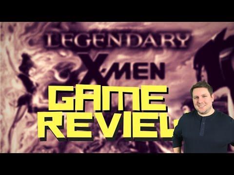 Legendary: X-men Review