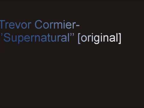 original rock metal composition ''Supernatural'' Trevor Cormier